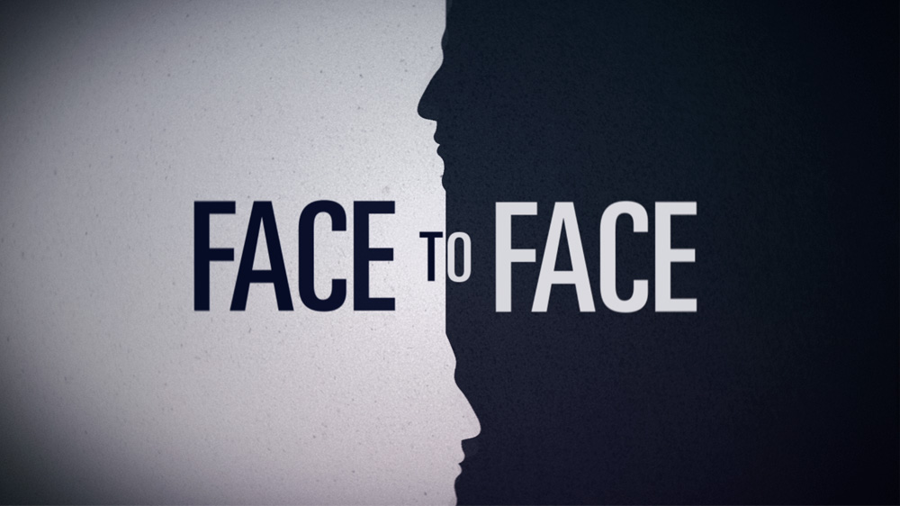 Face to face images