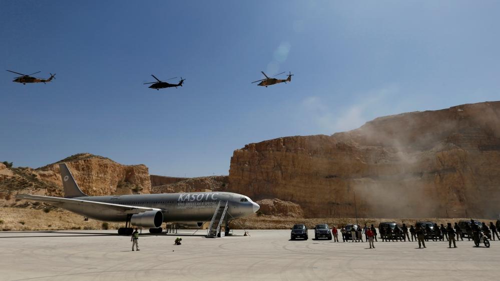 Jordan's KASOTC: Privatising anti-terror training