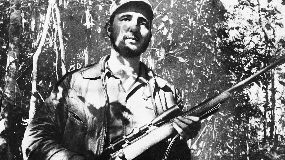 Che Guevara And Fidel Castro Revolutionary Friends Cuba Al Jazeera