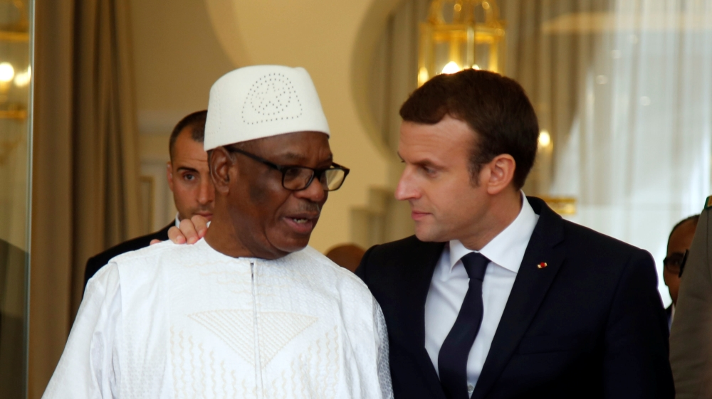 Macron's Francafrique | France