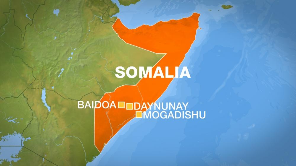 Soldiers killed in Somalia blast