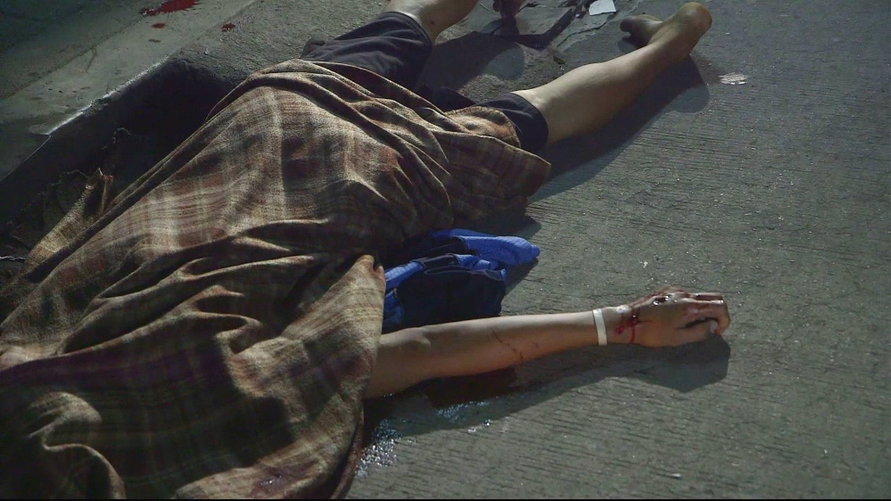 Philippine police 'dumping bodies' of drug war victims