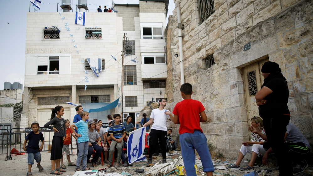 Israeli settlers occupy Palestinian home in Hebron