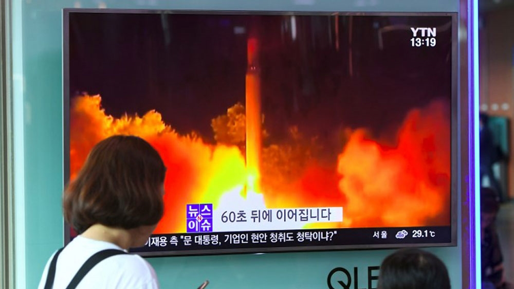 North Korea tension could lead to catastrophe: analysts