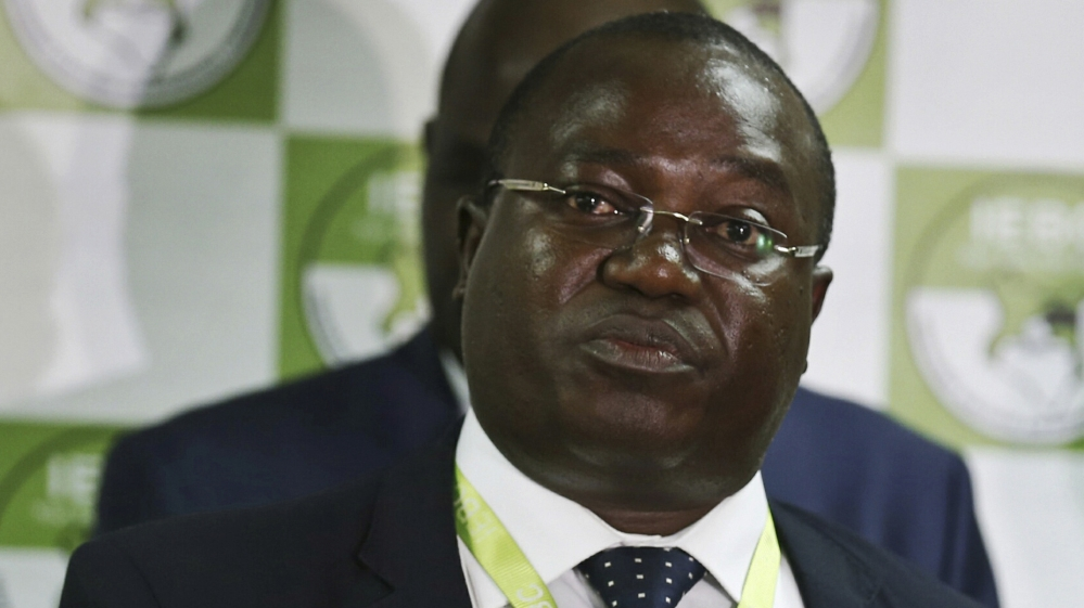 Chris Msando's body was found in a forest outside Nairobi just over a week before election he was supposed to oversee.
