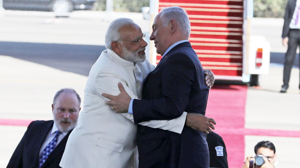 Qataris Take Notice: Al Jazeera Reports on India/Israel Relationship