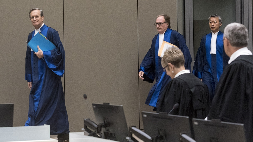 Pretoria went against Rome Statute in 2015 by preventing prosecution of Sudan's leader for war crimes, ICC says.