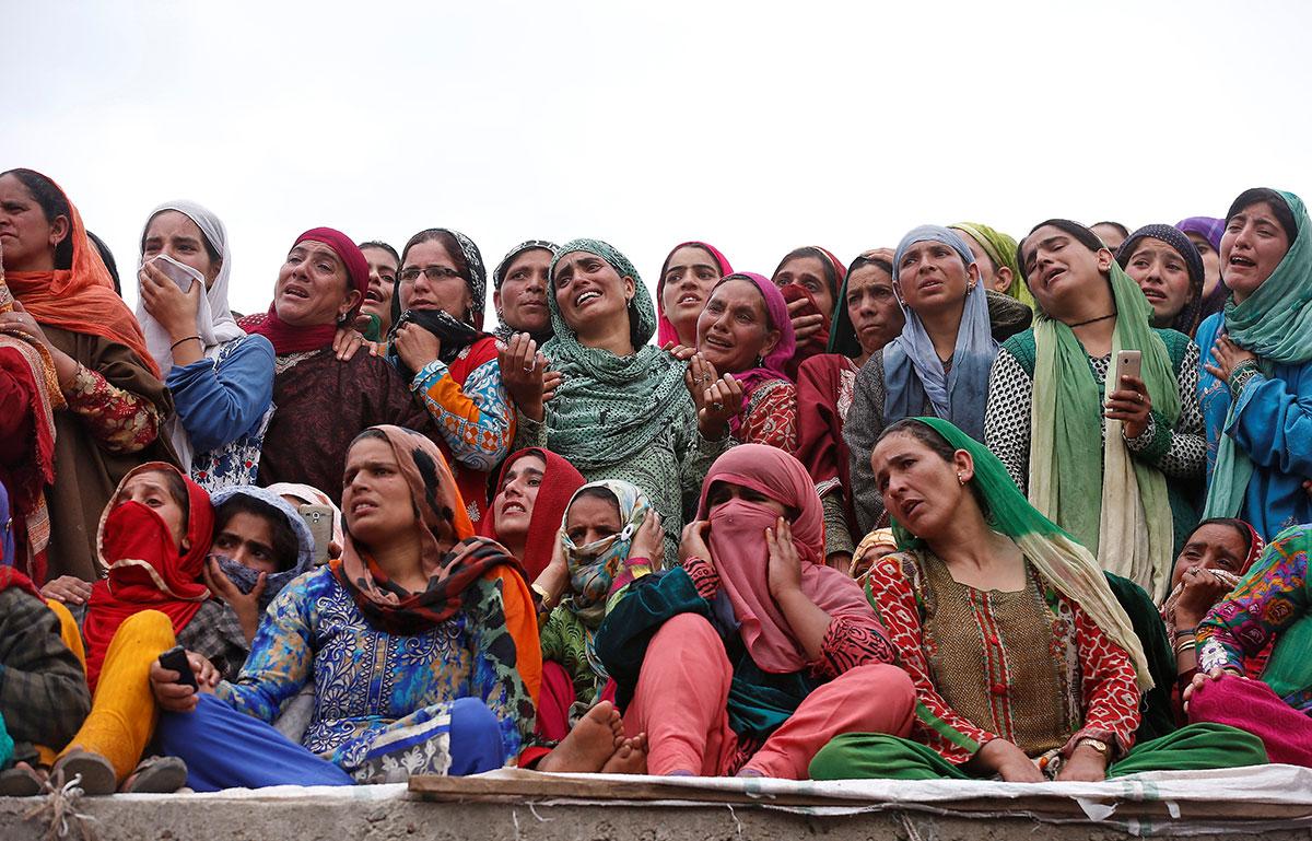 Kashmiri hinduistickej dohazování