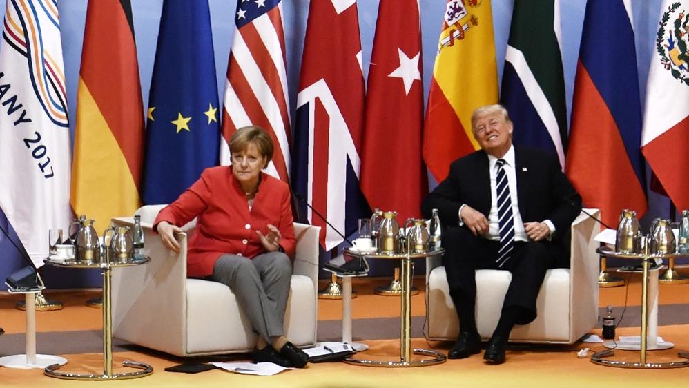 The battle for world leadership