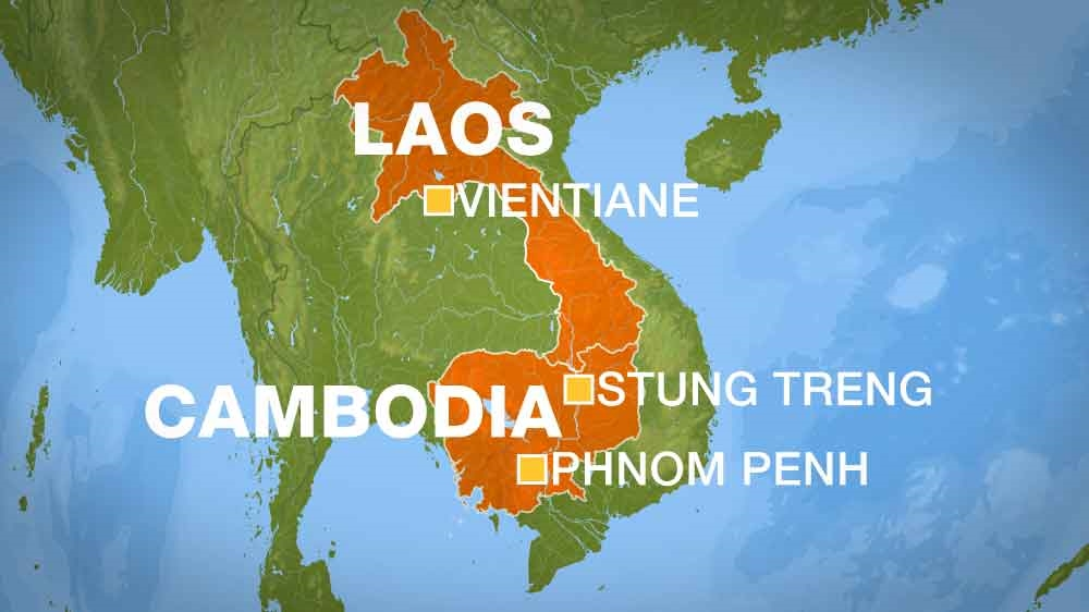 Cambodia, Laos and Vietnam - Indochina and China Today
