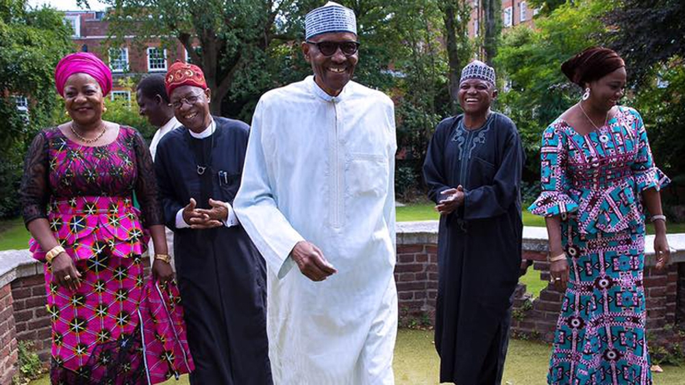 Muhammadu Buhari says he feels ready to return home from London after three months and is awaiting doctor's permission.