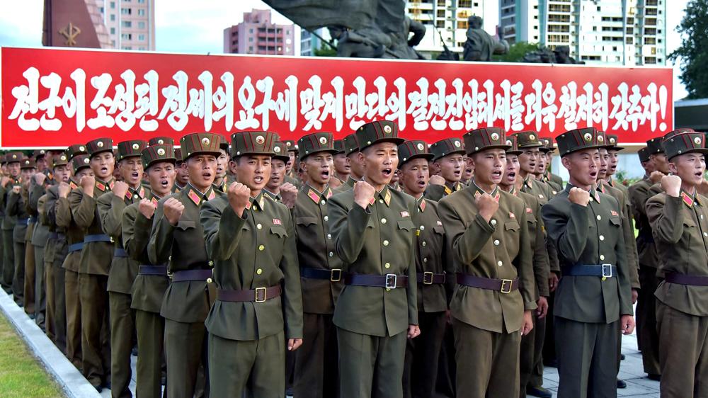 China urges Trump to tone down North Korea rhetoric
