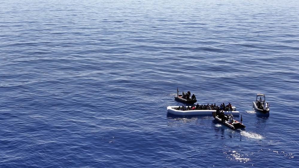 German NGO halts refugee rescue operations off Libya