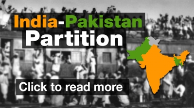 The Partition: The British game of 'divide and rule