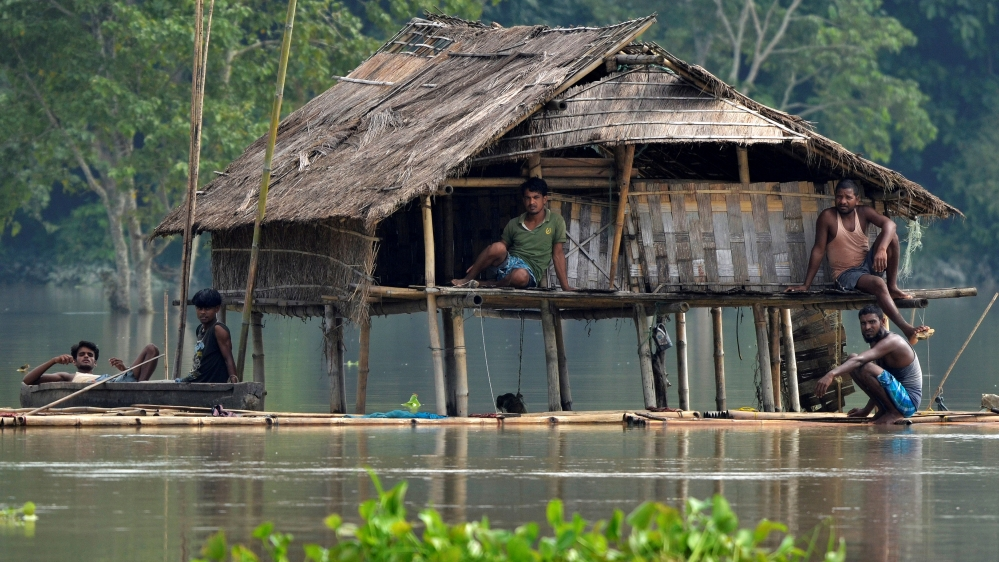 Over 200 dead in India, Bangladesh and Nepal floods ...
