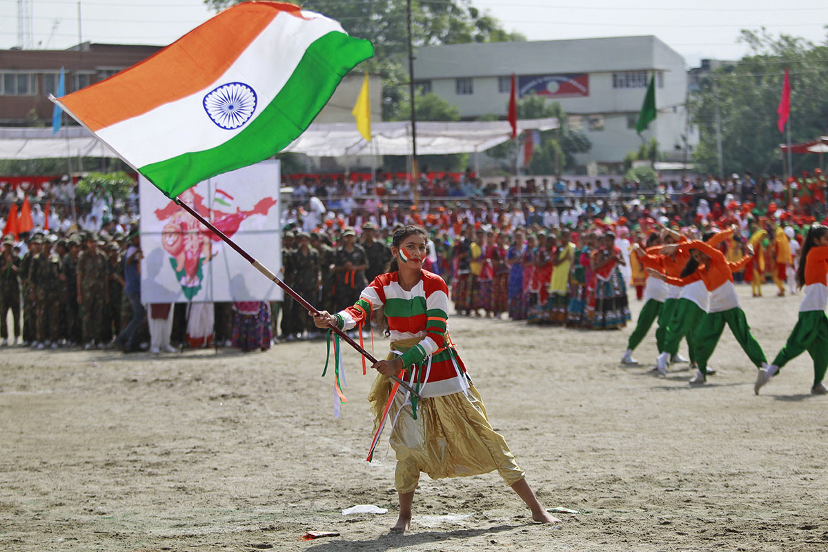 Flag Festival India: India Celebrates Independence Day
