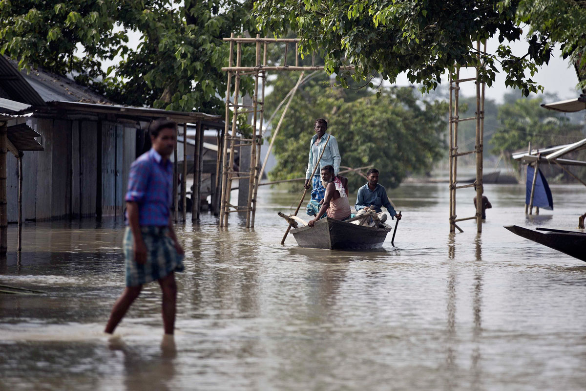 Deadly floods hit South Asian states | | Al Jazeera