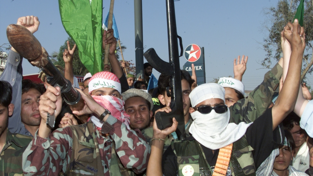Terrorist Photo: US Names Hizbul Mujahideen As 'terrorist' Group