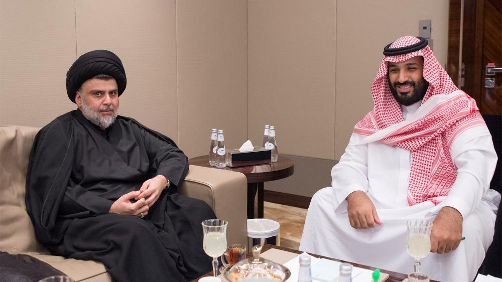 Saudi, Iraqi leaders 'draw closer' after Sadr meeting