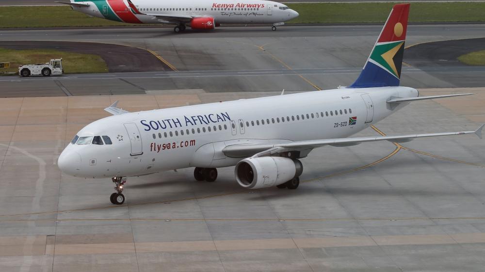 Zimbabwe blocks flights amid Grace Mugabe scandal