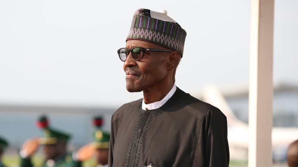 In televised speech on his return from long medical leave in London, Muhammadu Buhari sidesteps details of his illness.