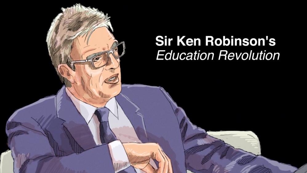 Sir Ken Robinson's education revolution