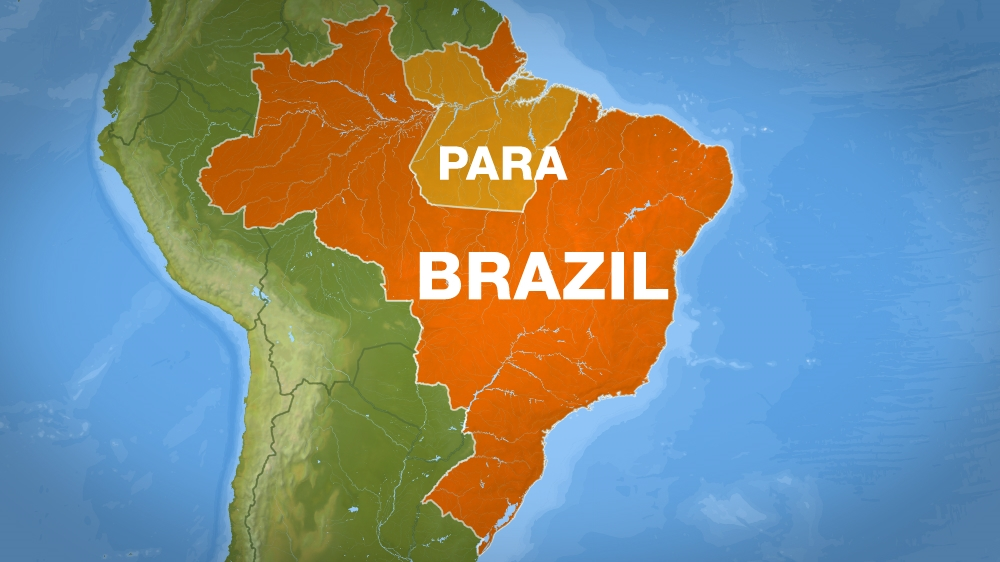 Dozens Missing As Boat Sinks In Brazils Xingu River Brazil News - Us to brazil by boat map