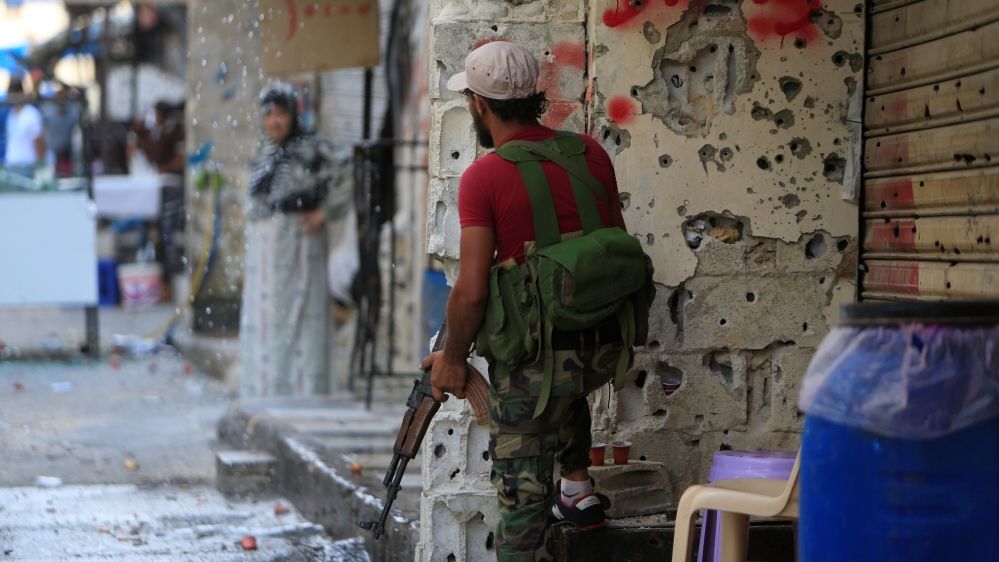 Deadly clashes grip Ain al-Hilweh refugee camp
