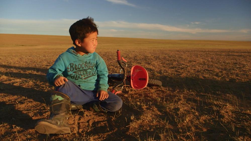 Mongolia: Training with a child jockey | Mongolia | Al Jazeera