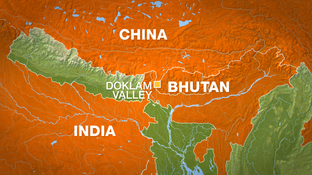 India and china agree on doklam troop disengagement bhutan news chinese and indian troops have been confronting each other at the doklam plateau near the borders of india its ally bhutan and china in the most serious gumiabroncs Image collections