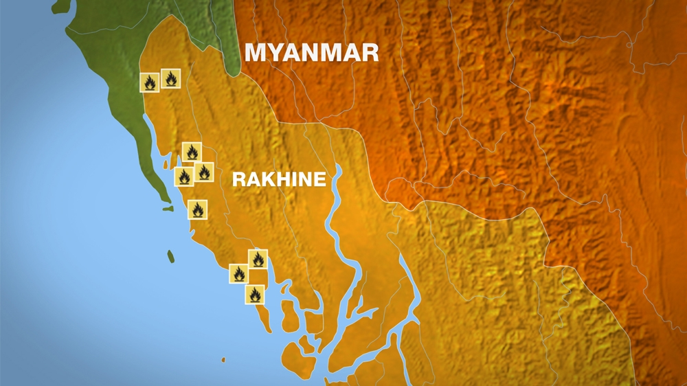 Image result for rakhine state