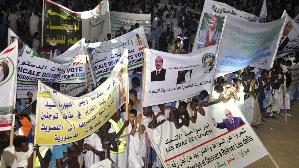 Mauritania votes on controversial constitutional reform