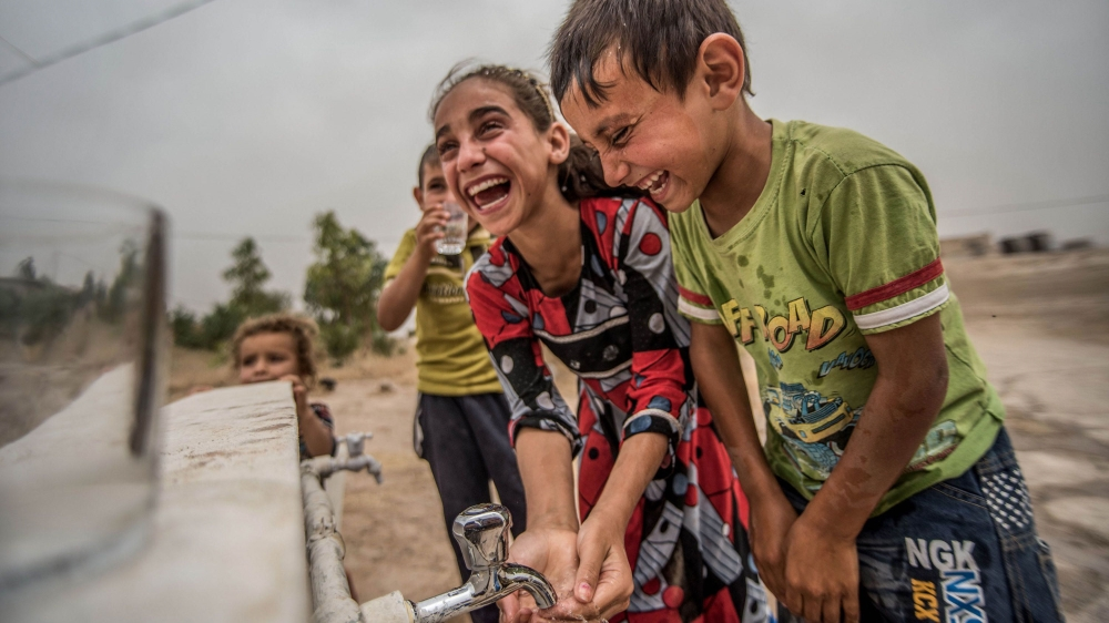 How Iraq's IDPs cope with the trauma of displacement