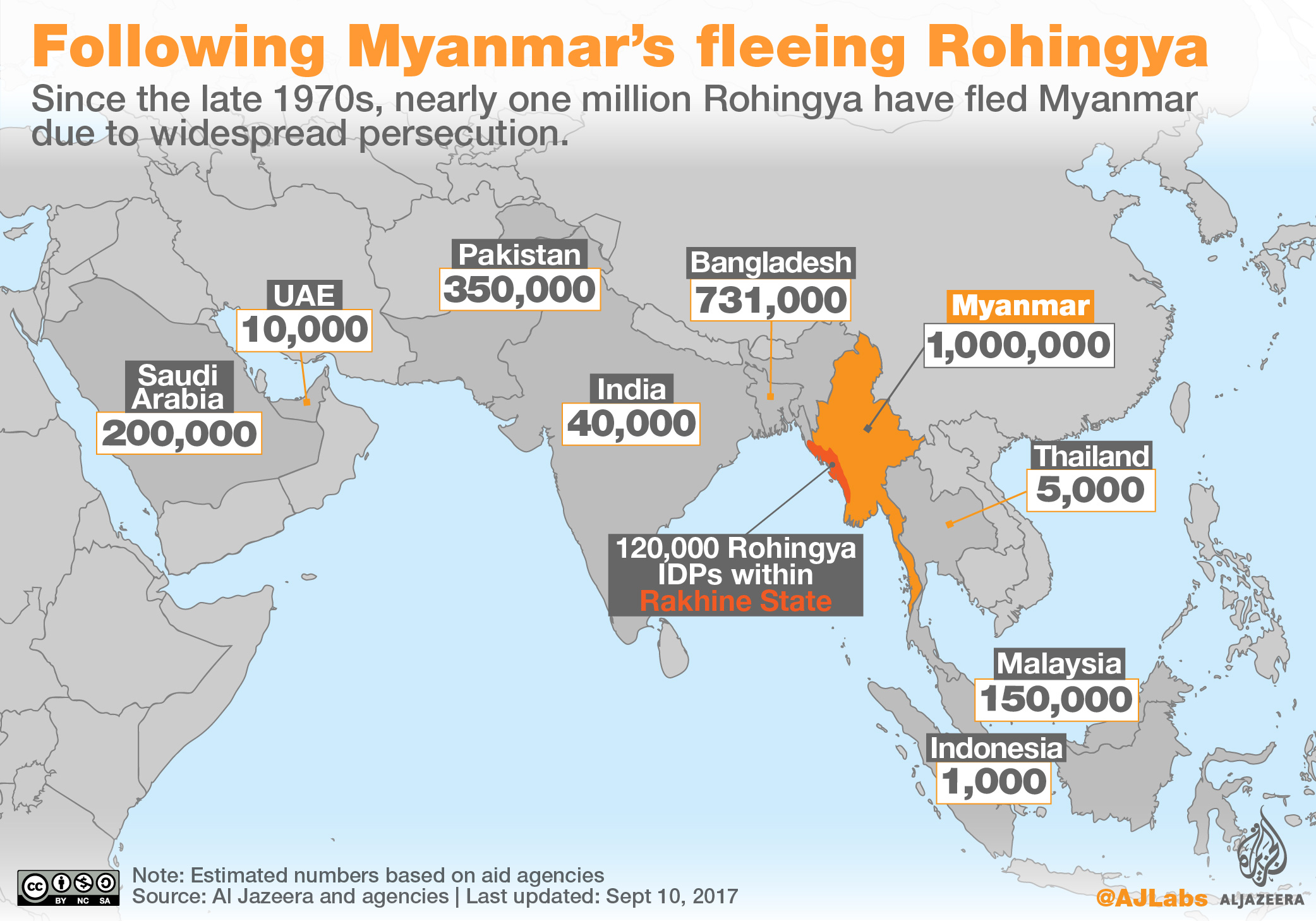 UN rights chief denounces Myanmar's ethnic cleansing ...