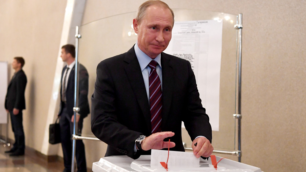 'Political Uber' versus Vladimir Putin's party