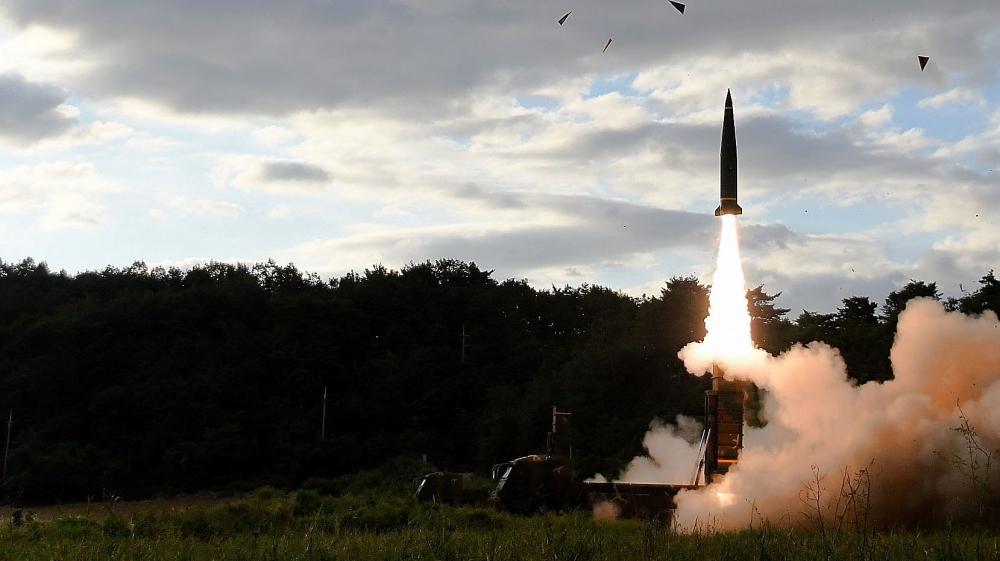 North Korea missile test angers Japan, South Korea