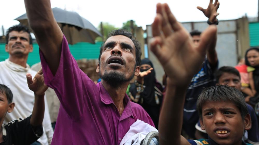 Saudi Arabia allocates $15m for Rohingya refugees