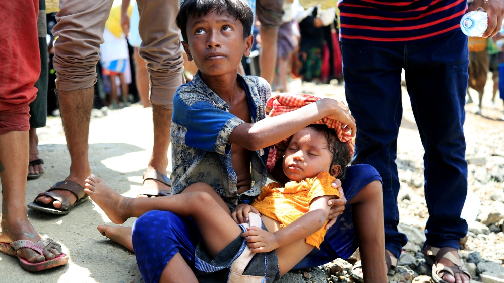 Myanmar finds troops guilty in Rohingya atrocities court-martial