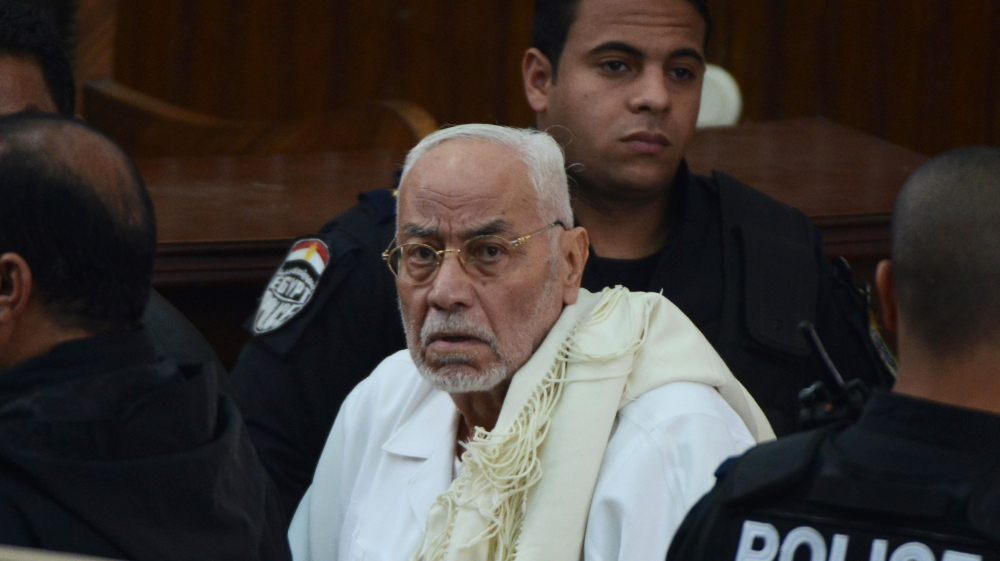 Ex-Muslim Brotherhood leader Mahdi Akef dies at 89