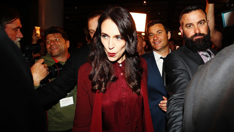 Labour's Jacinda Ardern set to become prime minister