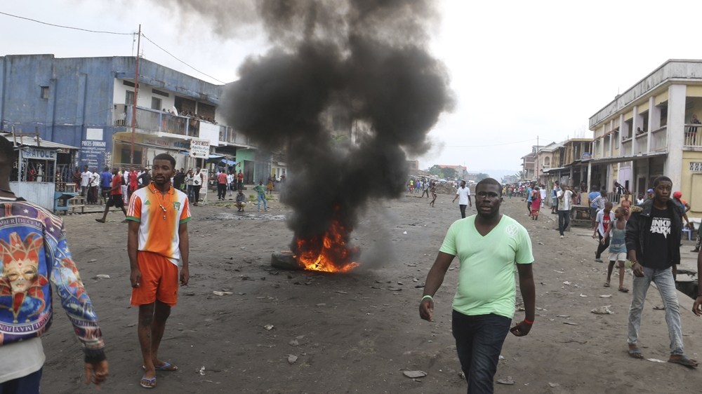 Anti-government DRC protests turn deadly