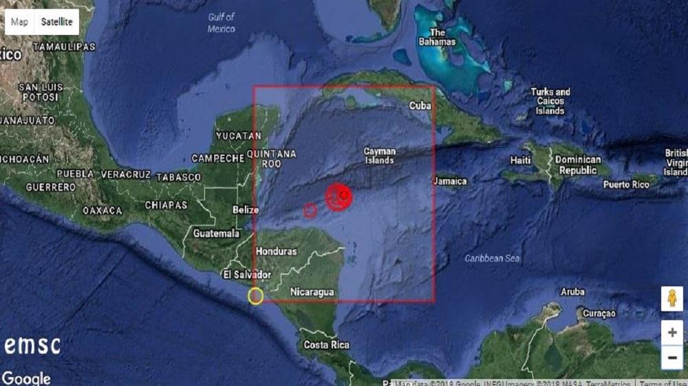 Honduras 7 6 Earthquake Triggers Tsunami Alert News