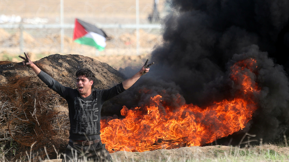 Two Palestinian teenagers killed by Israeli troops