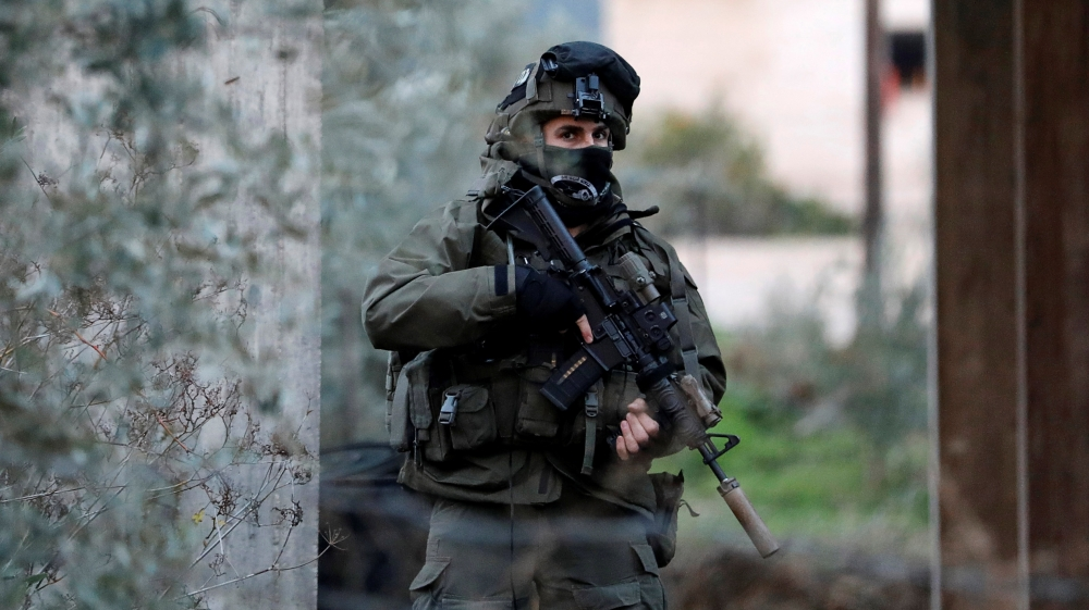 Palestinian killed in fire exchange with Israeli army