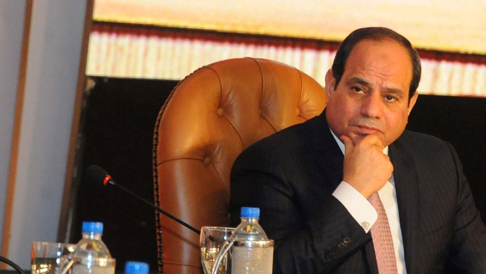 Egypt presidential hopeful calls for neutrality in elections