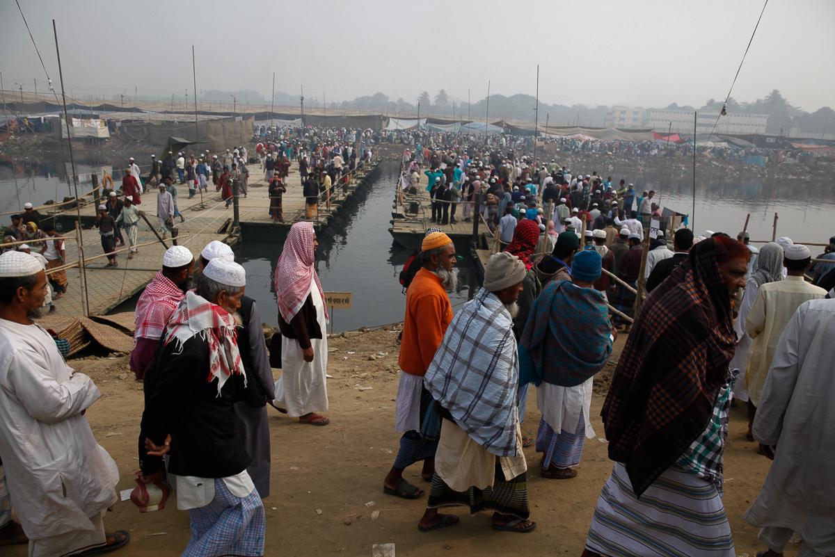 Millions attend world's second-largest Muslim gathering | | Al Jazeera
