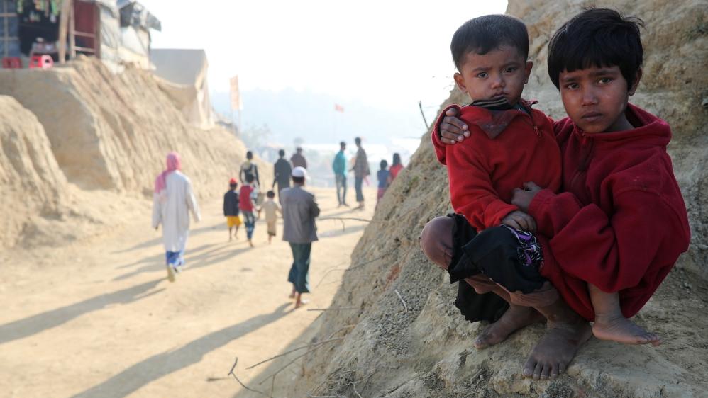 The repatriation of Rohingya won't be voluntary