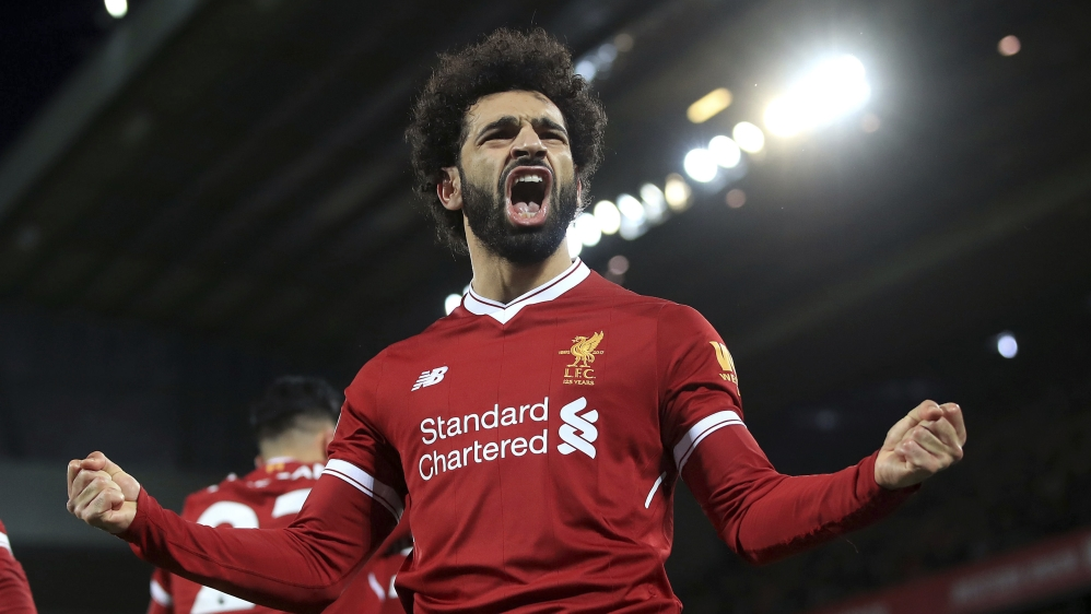 Egyptian footballer Salah named African Player of the Year