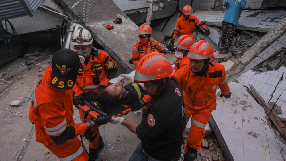 Death toll from Indonesian quake, tsunami rises to 844