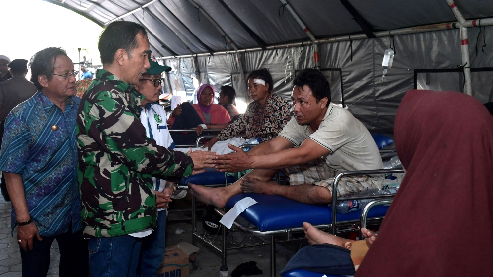 Death toll in Indonesia continues to rise after quake, tsunami